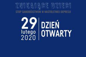 DZIEŃ OTWARTY 29 lutego 2020, godz.10.00-15.00 Hotel Novotel Centrum w Warszawie